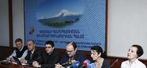 Presentation of the study report on rehabilitation of the Abkhazian railway