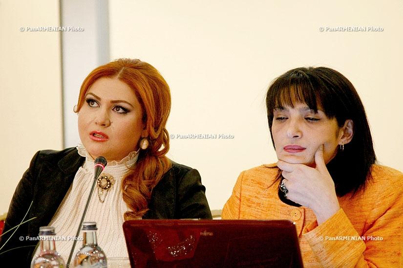 Презентация книги «Армянофобия в Азербайджане»