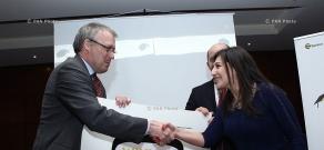 Beeline Scholarship award ceremony