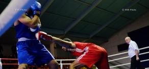 Armenian boxing championship among adults: Semifinal