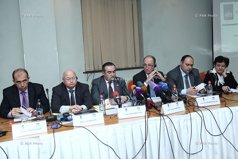 "Conference titled ""Nuclear Security Summit 2014. Key ideas and new solutions"""