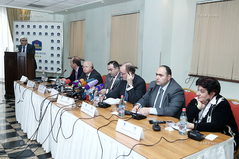 """Conference titled """"Nuclear Security Summit 2014. Key ideas and new solutions"""""""