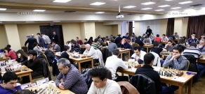 The 15th European Individual Chess Championship: Day 1