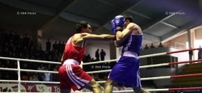 Armenian boxing championship among adults: Final and Champions