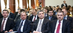 Presentation of the National Competitiveness Report of Armenia