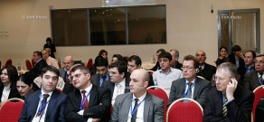 Chamber of Commerce and Industry of Armenia holds an international Investment conference as part of East Invest program