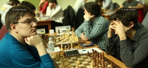The 15th European Individual Chess Championship: Day 3