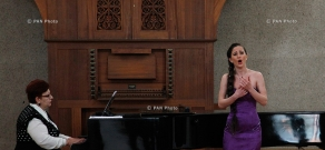 First round of Armenian President's Classical Music Youth Prize 2013