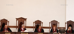Constitutional Court holds second session on new pension system
