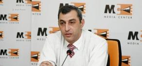 Press conference of Ara Zakaryan,  lawyer of  Tigran Petrosyan