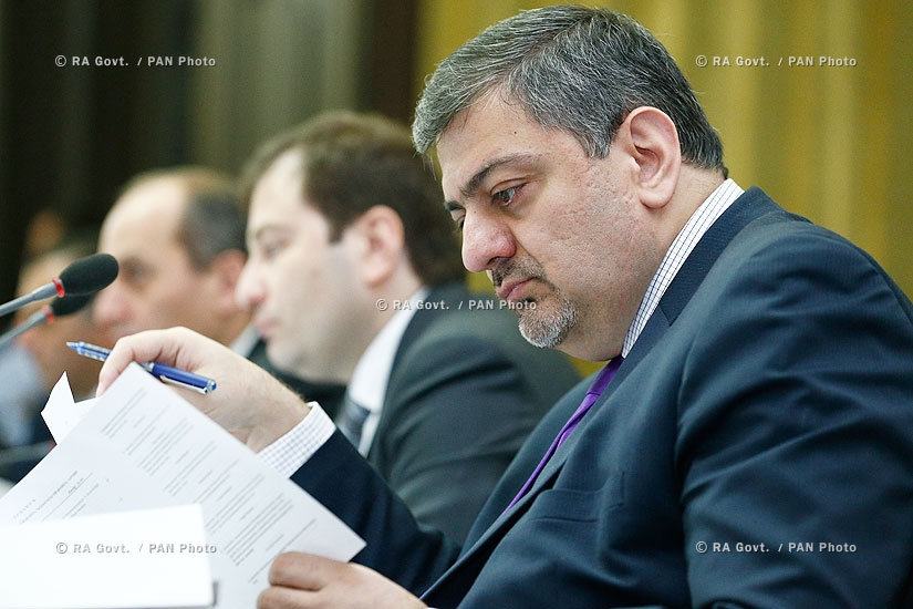 RA Govt.: Government Session