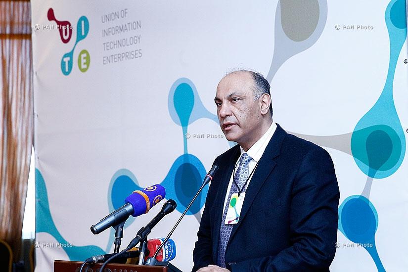 14th annual congress of Armenian Union of Information Technology Enterprises