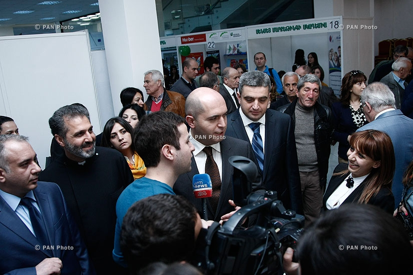 "14th international specialized exhibition ""Education and Career EXPO 2014"""