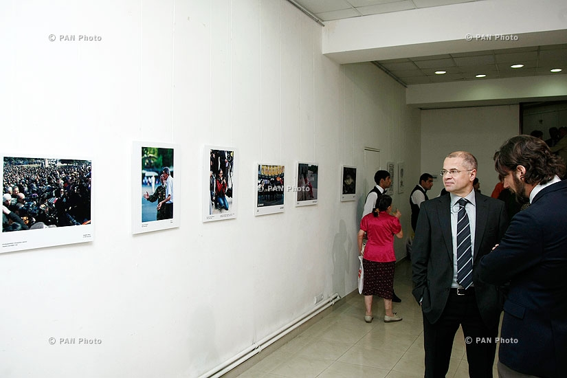 Opening of Fourth Photo Exhibition entitled