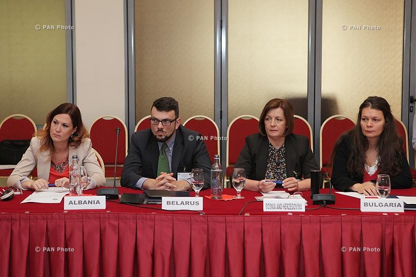 В Ереване прошла встреча представителей стран-участниц Конвенции по запрету химического оружия
