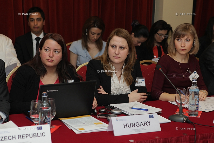 A two-day international workshop on 'Legal migration' and 'Migration and Development'
