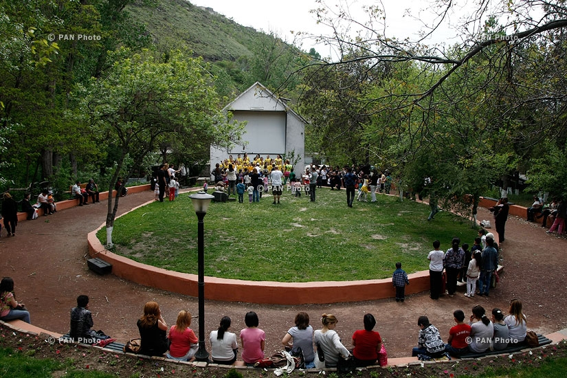 Annual official opening of the Zoo season