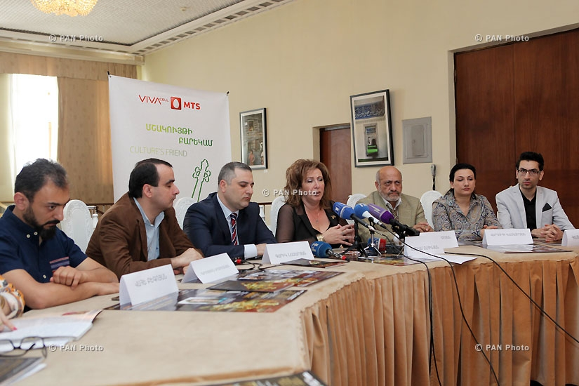 Press conference on 10th National Gallery International Music Festival