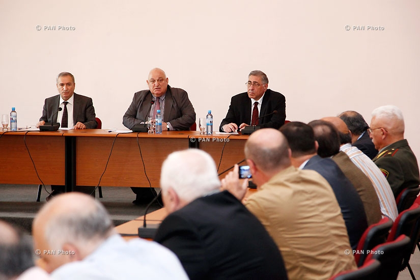 Jubilee committee discusses events to mark 85th anniversary of Professor, Doctor of Historical Sciences John Kirakosyan