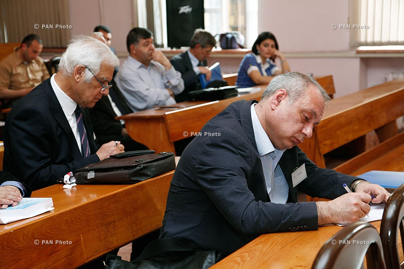 Two day international conference on Europe and Caucasus: regional relations and question of identity
