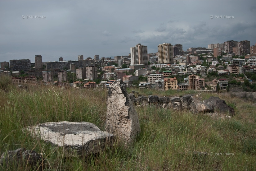 Hidden Yerevan: Tsitsernakaberd: Тhe oldest area of Yerevan (XII century BC)