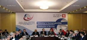 Roundtable on 'Distribution and services