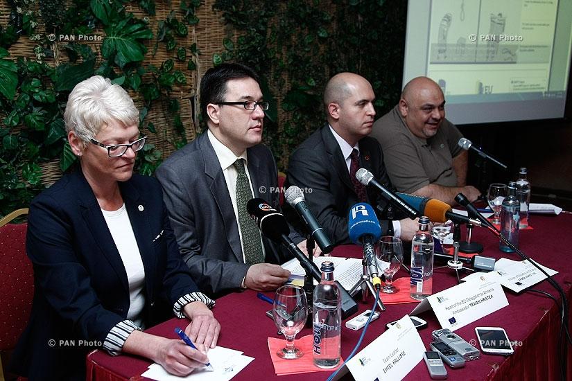 Forum on raising students' awareness of the European Union and EU-Armenia cooperation