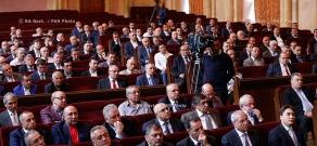Правительство РА: Премьер-министр Овик Абрамян принял предпринимателей Армении