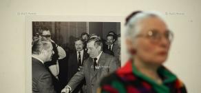 Фотовыставка под названием «Дорога к свободе: все началось в Польше»