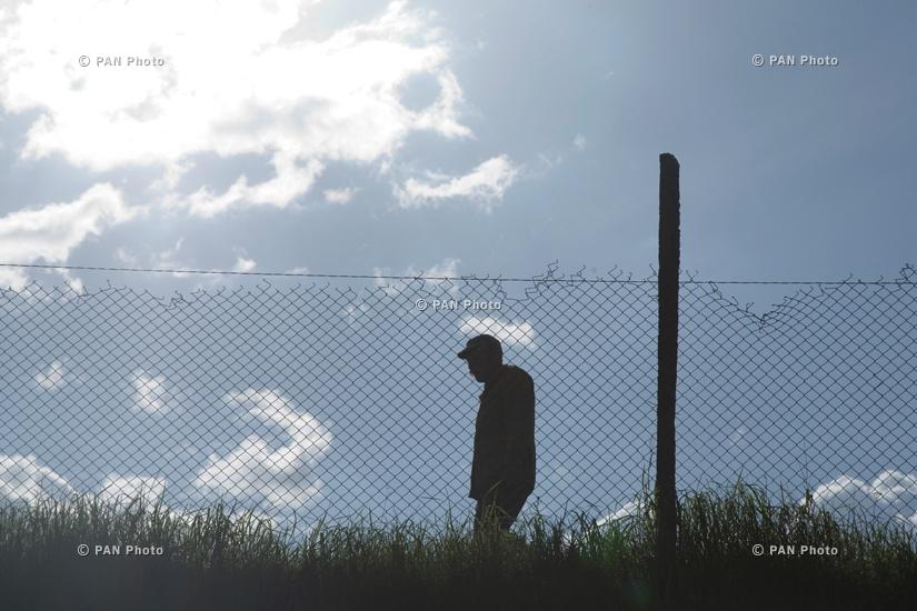 Armenia-Azerbaijan border: Chinari, Aygepar, Nerkin Karmiraghbyur, Movses