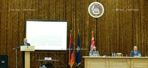 Правительство РА: 24-я ежегодная конференция Европейской ассоциации учреждений высшего образования – EURASHE