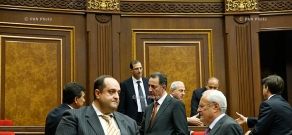 Четырехдневное заседание Национального Собрания Армении