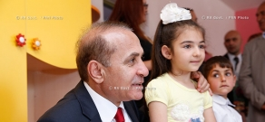 Правительство РА: Овик Абрамян посетил общину Кош
