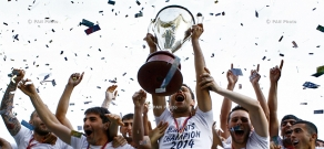 Чемпионат Армении по футболу: Мика - Бананц