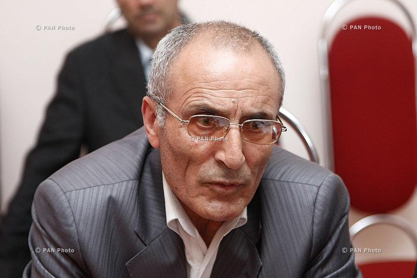 Пресс-конференция, посвященная культурному фестивалю «Армения- наш дом»