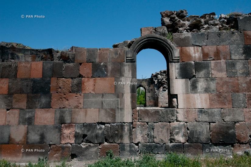 Չտեսնված Երևան. Ավանի Կաթողիկե VI-VII դար. Հայաստանի առաջին Հռիփսիմեատիպ տաճարը