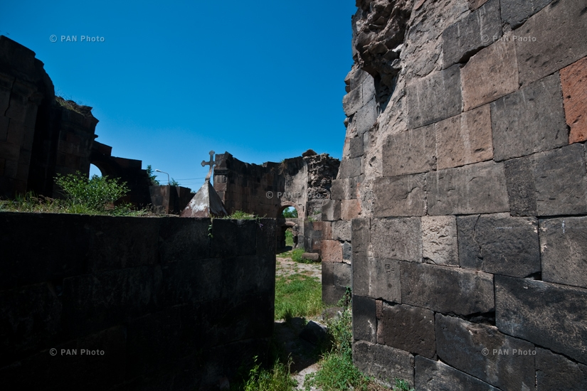Hidden Yerevan: Katoghike of Avan VI-VII centuries: Armenia's first cross-domed church