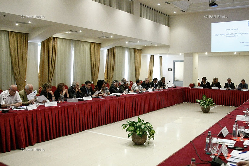 Roundtable of subcommittee Development of alternative energy and energy efficiency