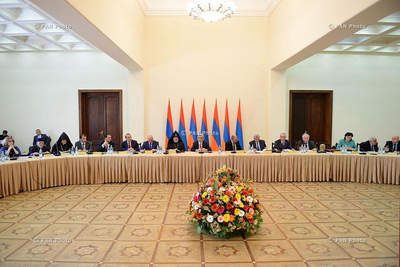 23-е заседание Совета попечителей Всеармянского фонда «Айастан»