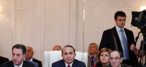 RA Govt.: PM Hovik Abrahamyan participates in the sitting of CIS Council of Heads of Government held in Minsk