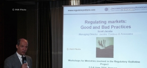 Workshops for Ministries involved in the Regulatory Guillotine project