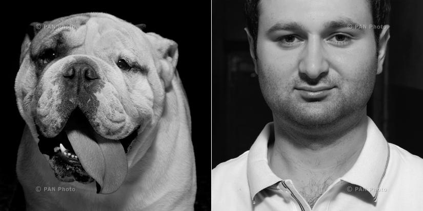 Edo Barkhudaryan / Buch (english Bulldog)