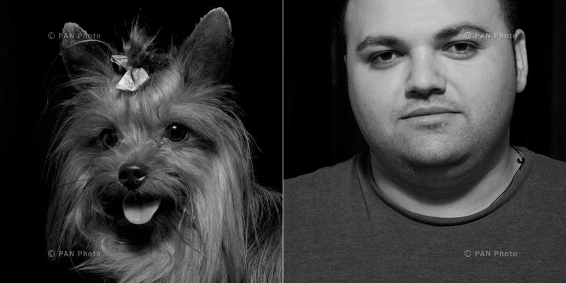 Gevorg Sargsyan / Terry (yorkshire Terrier)