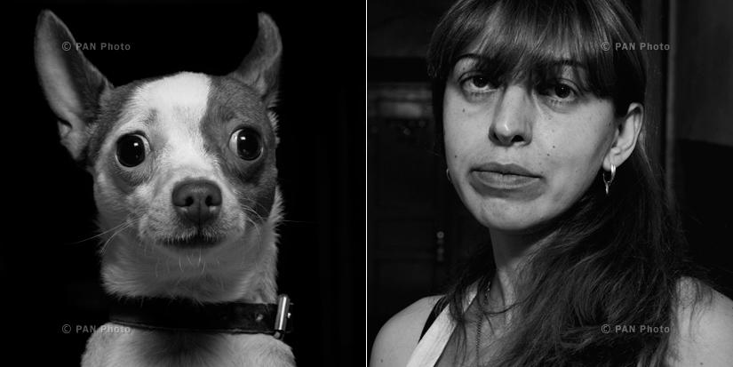Susanna Ohanyan  / Mimi (chihuahua)