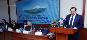 Бизнес-форум при участии делегации Торговой палаты Абу-Даби и армянских предпринимателей