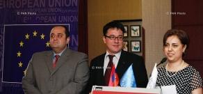 Стартовала программа «Содействие демократическому управлению в Армении»