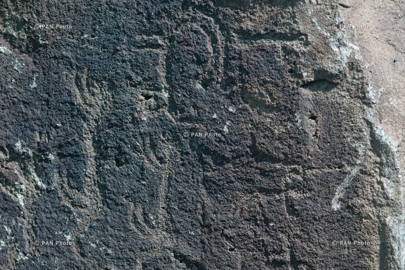 Hidden Yerevan: A piece of Ukhtasar in Yerevan: rock carvings in Nor Nork (II century BC)