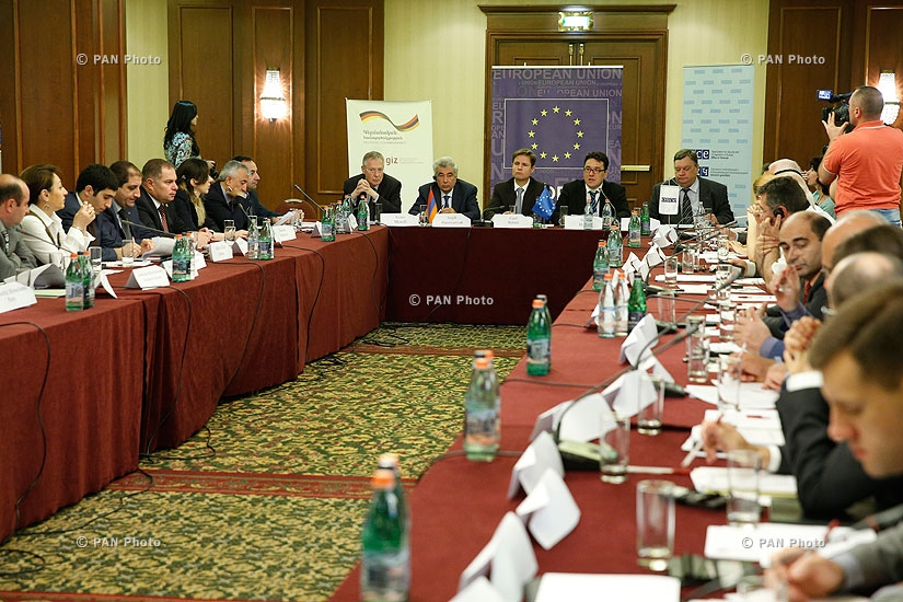 Work meeting of  the Professional Commission for the Constitutional Reforms