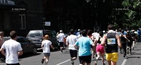 Yerevan: Business Run 2014