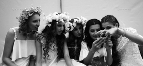 Oriflame Fashion Night: Defile and backstage